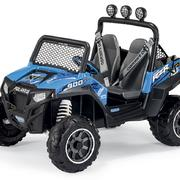 Polaris Ranger RZR 900 Blue